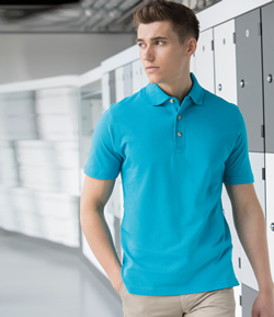 H100 - 100% Cotton Polo